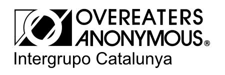 Comedores Compulsivos Anónimos Catalunya – OA